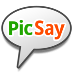PicSay - Photo Editor for pc logo