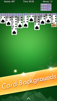Spider Solitaire - Classic Card Games pc screenshot 1
