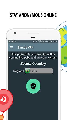VPN : Shuttle VPN - Free VPN Proxy - Unlimited VPN pc screenshot 1