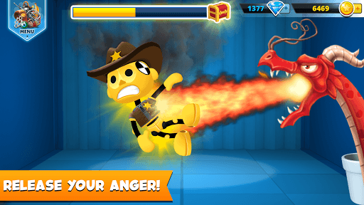 Whack the Dummy - Ragdoll Whacking game PC screenshot 1