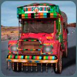 Indian Cargo Truck Driver Simulator icon