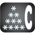 C Pattern Programs Free icon