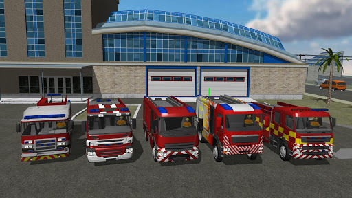 Fire Engine Simulator pc screenshot 1