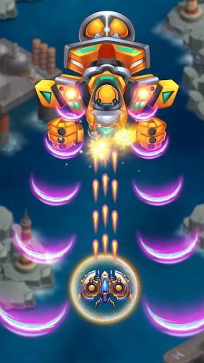 Sky Raptor: Space Shooter - Alien Galaxy Attack PC screenshot 2