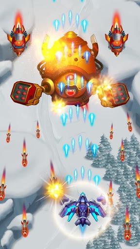 Sky Raptor: Space Shooter - Alien Galaxy Attack PC screenshot 3