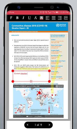 Write on PDF: PDF Editor & Reader pc screenshot 1