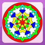 Coloring - Mandala icon
