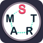 Letter Smart-Word Search Peak icon