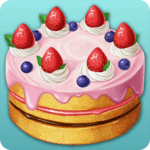 Cake Maker Shop - Cooking Game for pc logo