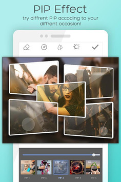 Pip Camera - Photo Selfie Editor pc screenshot 1