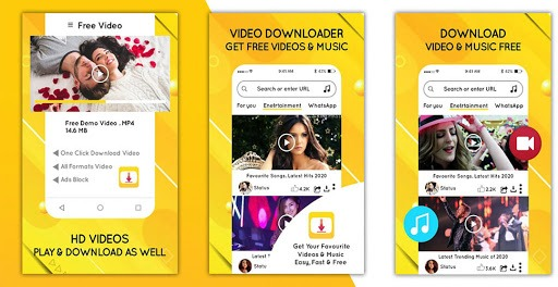 All Video Downloader pc screenshot 1