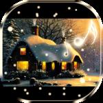 Snow Live Wallpaper for pc logo