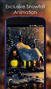 Snow Live Wallpaper pc screenshot 1