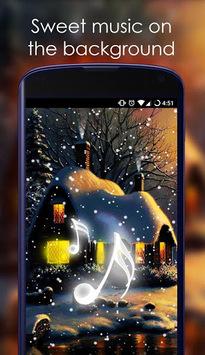 Snow Live Wallpaper pc screenshot 2
