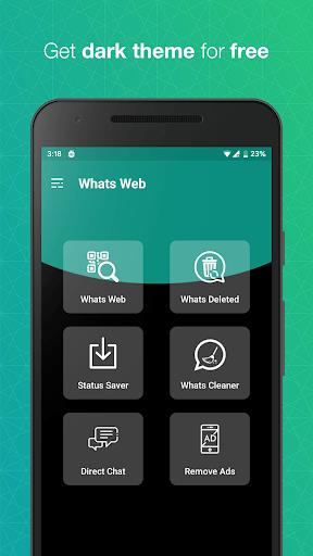 Whats Web for WhatsApp PC screenshot 1