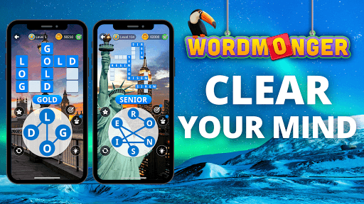 Wordmonger: Modern Word Games and Puzzles pc screenshot 1