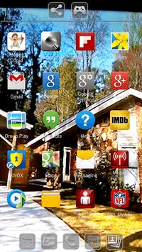 Transparent Screen Launcher pc screenshot 1