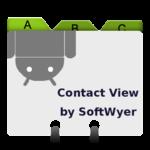 Contact View Free icon