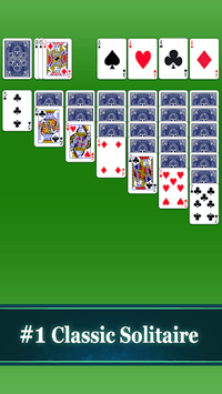 Solitaire pc screenshot 1