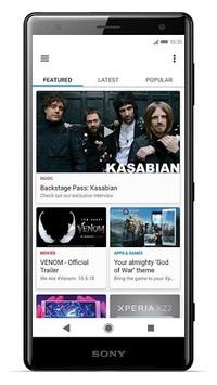 Xperia Lounge pc screenshot 1