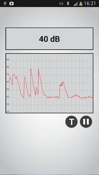 Sound Meter PRO pc screenshot 2