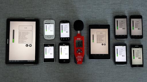Sound Meter PRO pc screenshot 1