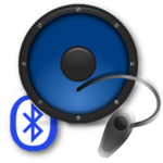 Blue Mono Sound icon