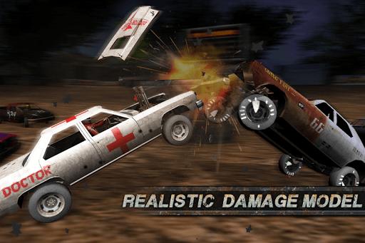 Demolition Derby: Crash Racing PC screenshot 1