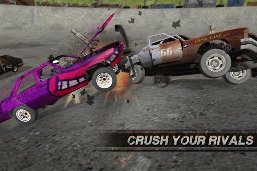 Demolition Derby: Crash Racing PC screenshot 3