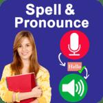 Spell & Pronounce words right - Spell Checker App icon