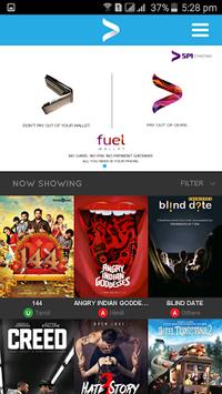 SPI Cinemas Movie Tickets pc screenshot 1
