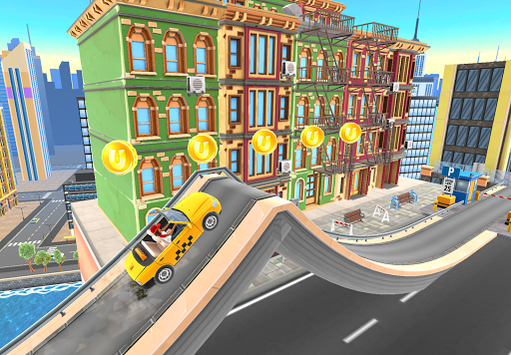Uphill Rush USA Racing pc screenshot 1