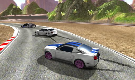 Racing Cars Drifting Drive PC screenshot 1