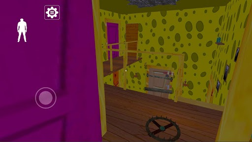Horror Sponge Granny V1.8: The Scary Game Mod 2020 PC screenshot 3