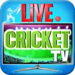 Live Cricket TV HD icon