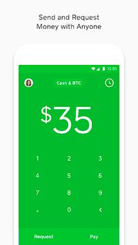 Cash App pc screenshot 1