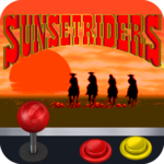 Code Sunset Riders arcade icon