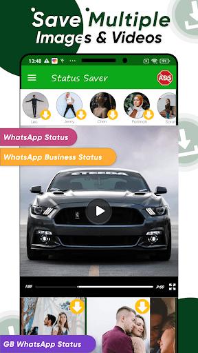 Status Saver – Image & Video Status Downloader pc screenshot 1