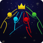 Stick Man Fight Game for pc logo