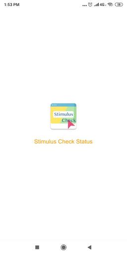 Stimulus Check Status Tracker PC screenshot 1