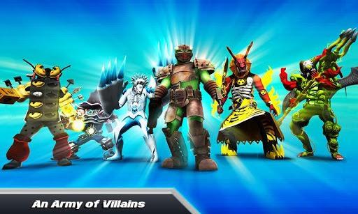 Power Rangers Dino Charge pc screenshot 1