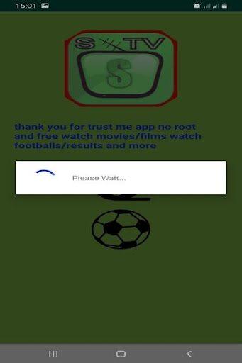 Swift App Stream Live gratuitos PC screenshot 1