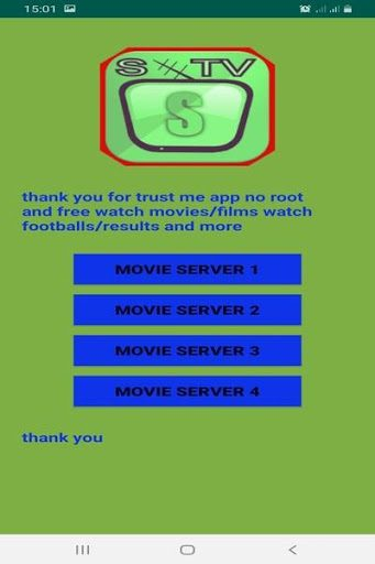 Swift App Stream Live gratuitos PC screenshot 3