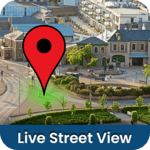 Live Street View Earth & Driving Directions App icon