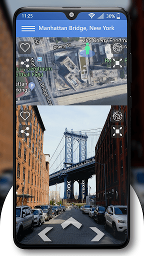 Live Street View Earth & Driving Directions App PC screenshot 3