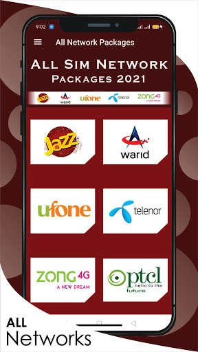 All Network Packages 2021 PC screenshot 1