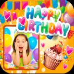 Birthday Party Photo Frames for pc logo