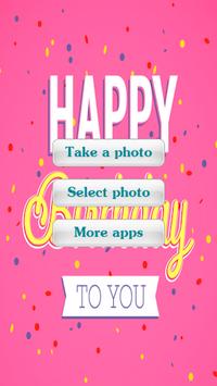 Birthday Party Photo Frames pc screenshot 1
