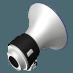 Megaphone (Microphone) icon