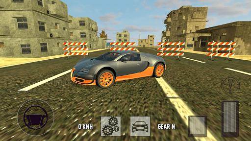 Super Sport Car Simulator pc screenshot 1